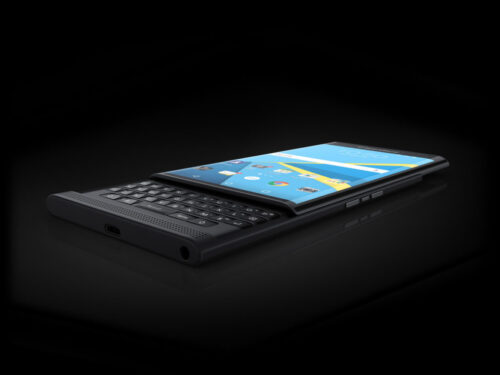 BlackBerry PRIV Now with Android