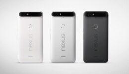 Google Phone: Nexus 6P