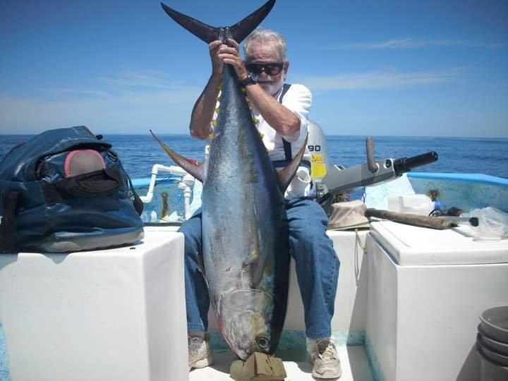 Yellowfin Tuna in Mexico